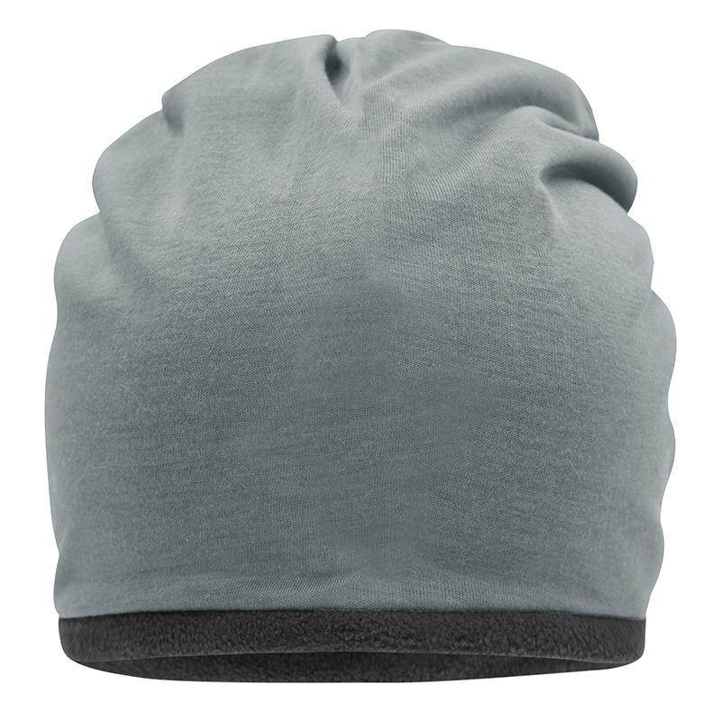 gris chiné/carbone