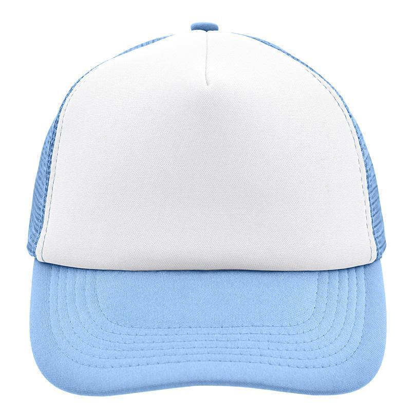 blanc/bleu clair