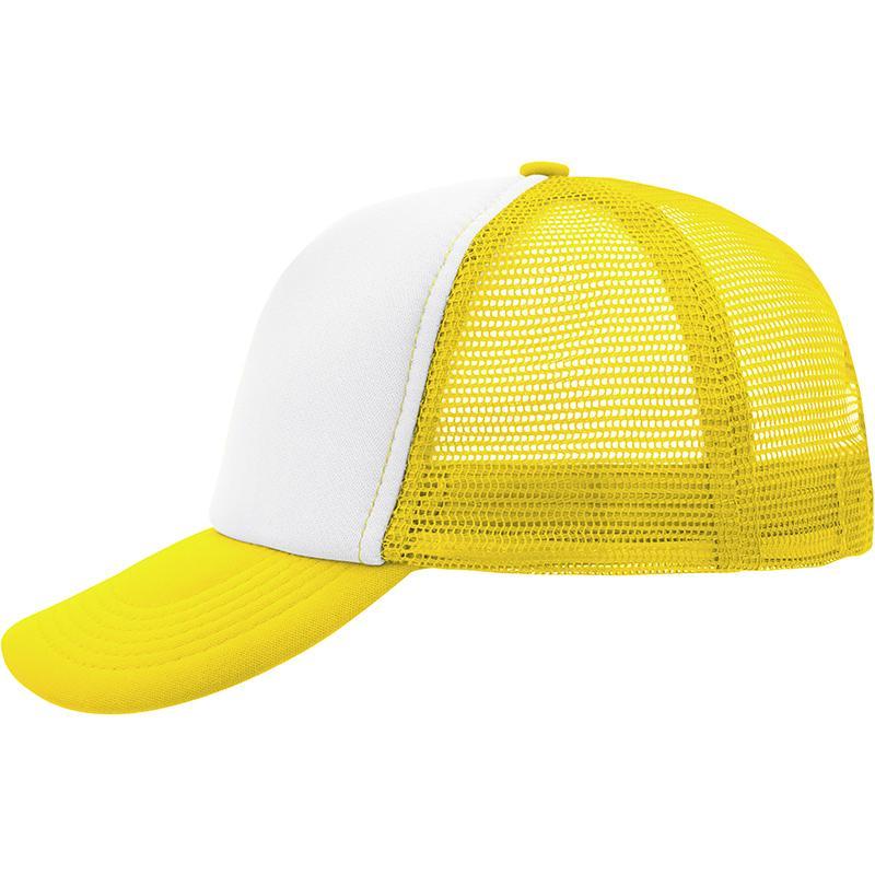 blanc/jaune soleil