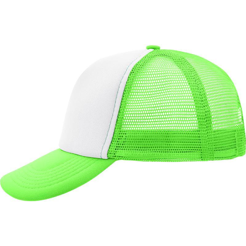 blanc/vert fluo