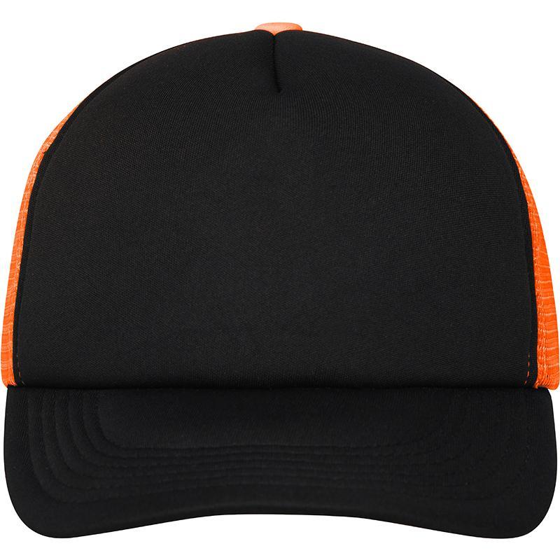 noir/néon-orange