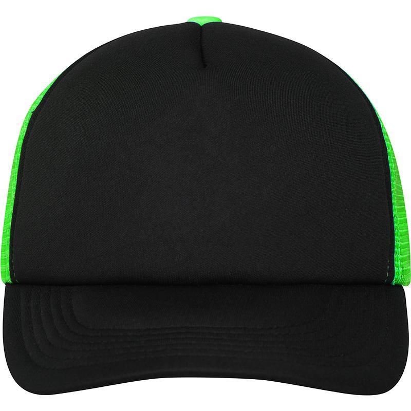 noir/néon-vert