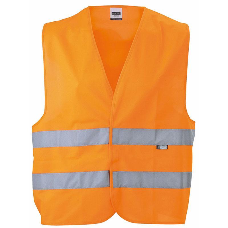 orange fluorescent
