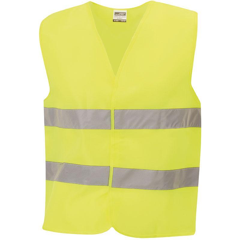 jaune fluorescent