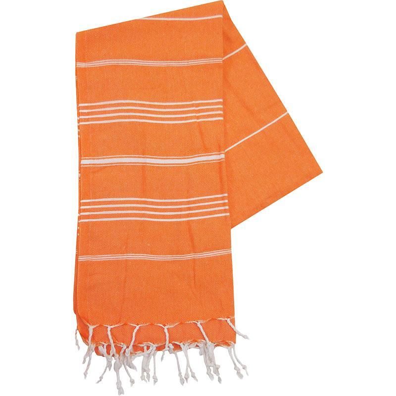 orange/blanc