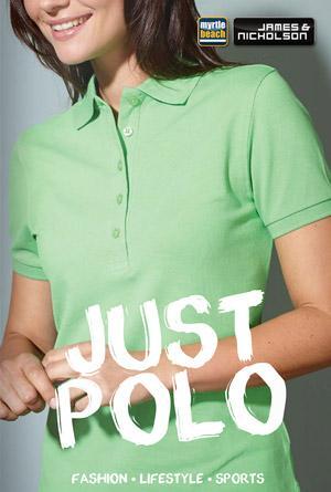 James & Nicholson® : Bochure Polos