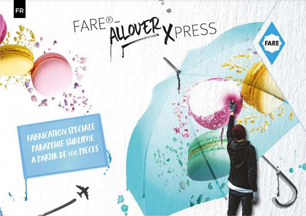 Allover Express Impression par sublimation allover